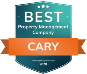 Best Property Management Cary 2020